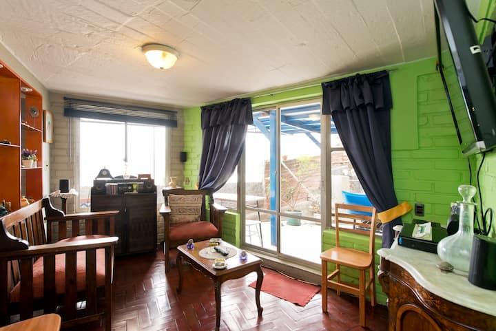 Habitación 10  para cuatro personas