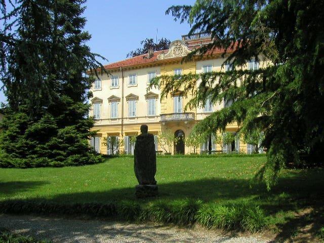 Affascinante Villa da film! - San Giorgio Canavese - วิลล่า
