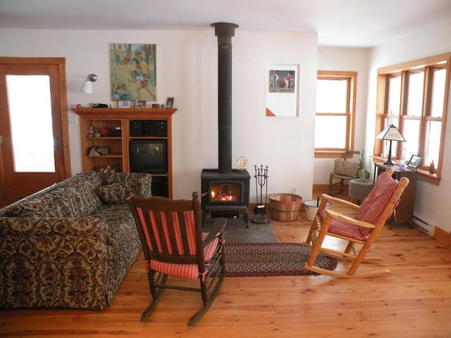 Mont-Tremblant Riverside cottage