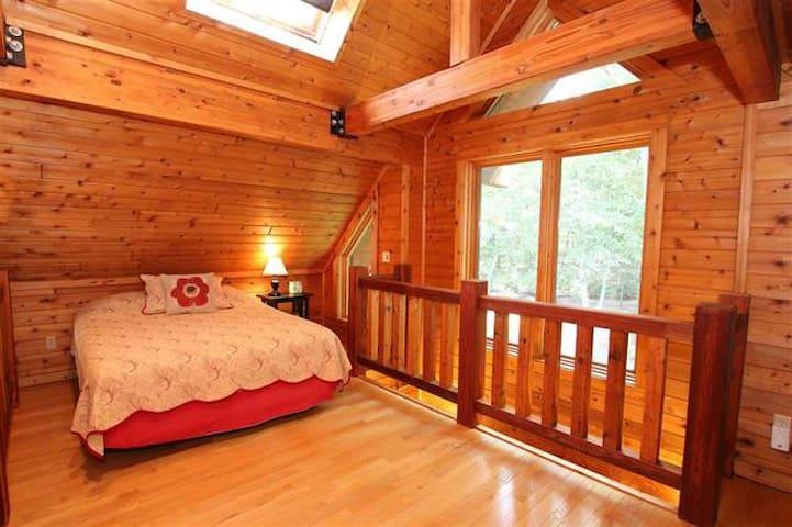 Loft/ Sleeping Area 1