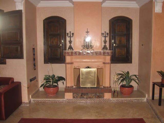 Beau duplex, calme et chaleureux - Marrakech - Lejlighed