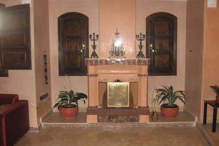 Beau duplex, calme et chaleureux - Marakesz - Apartament