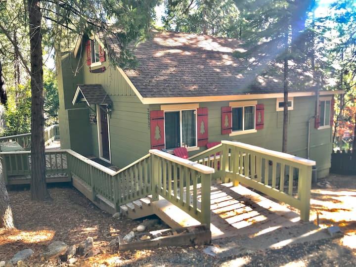 The Twain Harte Cabin- Lake Member, close to town