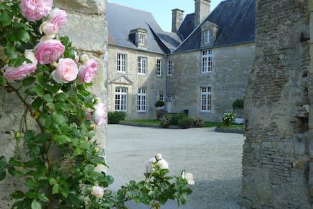 Chambre romantique près de Bayeux - Géfosse-Fontenay
