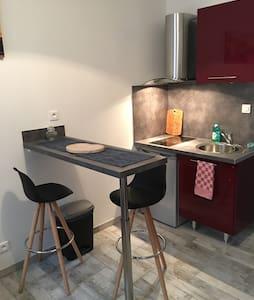 Beau studio au cœur de Montauban - Montauban - Apartmen