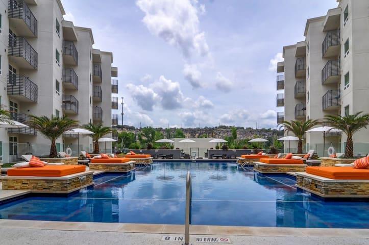Luxury Apartment at La Cantera 505 - San Antonio - Lägenhet