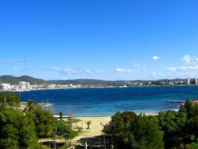 Apartamento en 1ª linea de mar - Sant Josep de sa Talaia