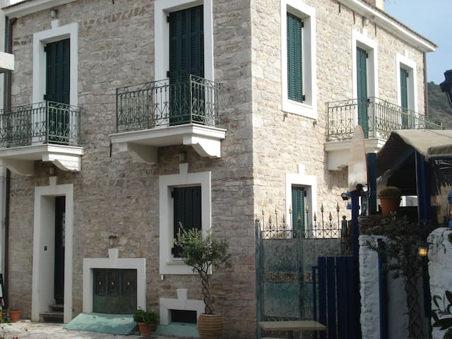 Leludas guesthouse  - Nafpaktos