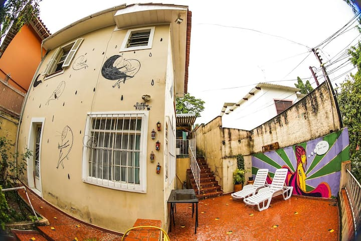 Casa Vila Madalena