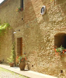 Podere Villetta La Colombaia - Barberino Val D'elsa - Lejlighed