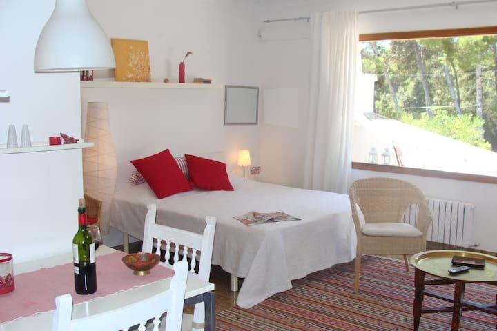 Freundliches gemütliches Studio - Illes Balears - Huis