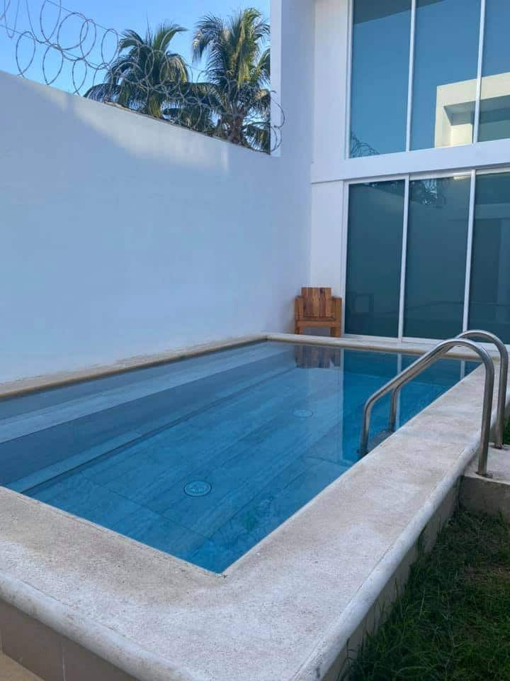 Casa-villa Hermosa Sal agua