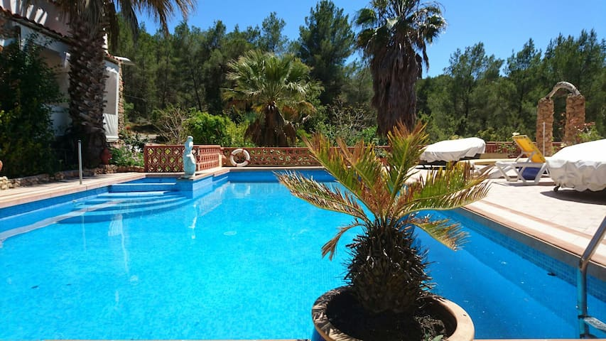 charming cozy apartment near to santa eulalia - Santa Eulària des Riu - Byt