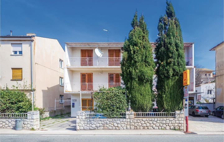 Amazing home in Senj with WiFi and 2 Bedrooms