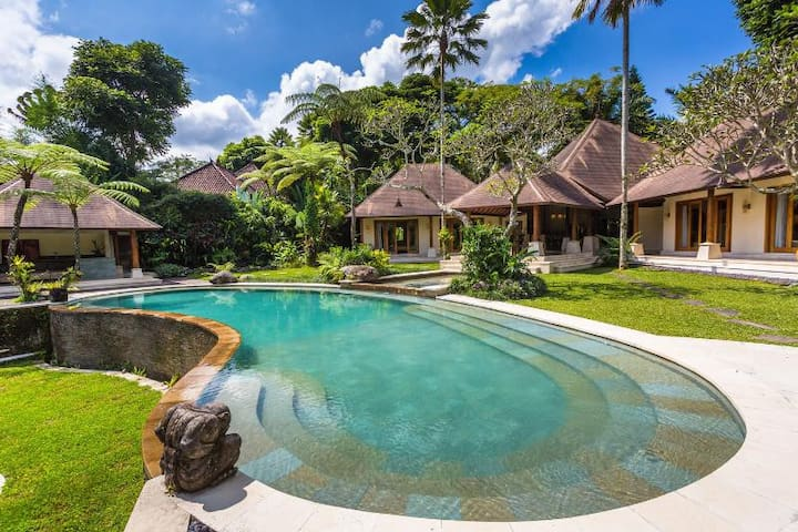 5 star villa in the jungle - Payangan - Villa
