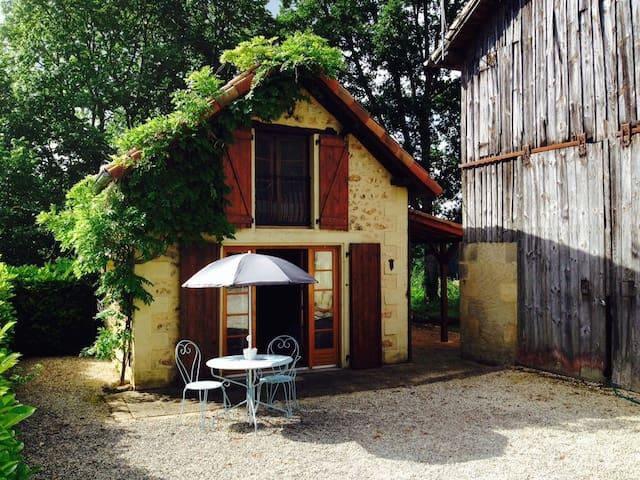 Charmante Gite voor 2 personen in de Dordogne - Le Bugue