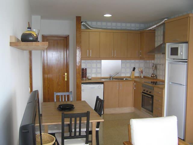 Arinaga 3 beds SEAFRONT 1a LINEA - Arinaga - 公寓
