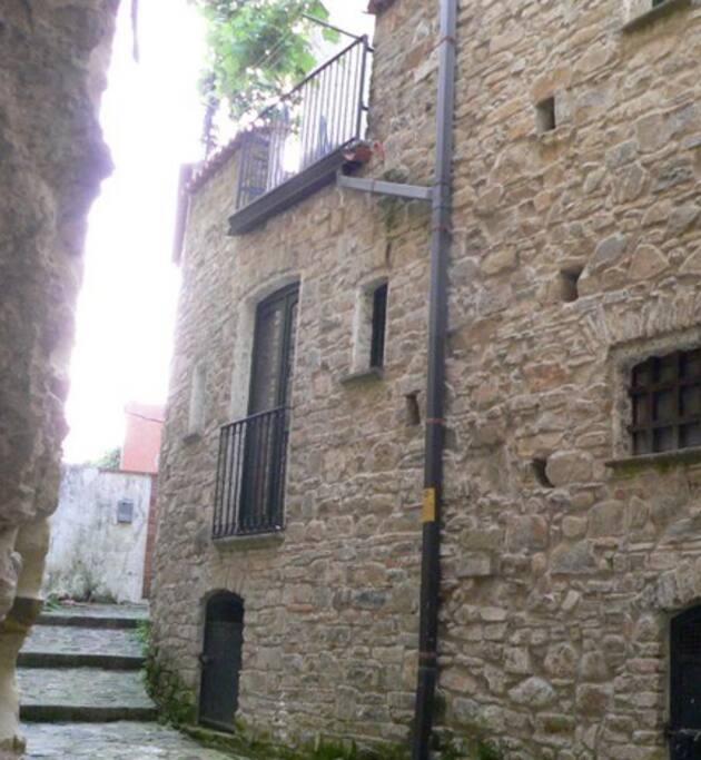 facciata esterna - external facade