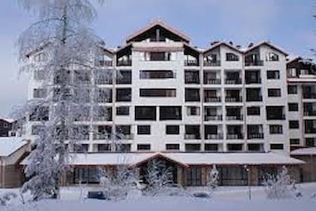 Ski resort apartment in Borovets