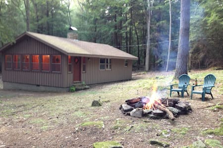 Turkey Hollow Lodge  - Leeper - Cabane