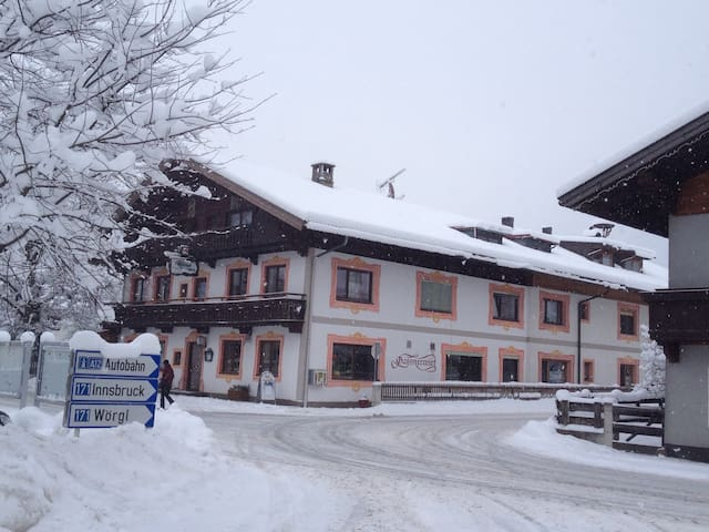 Pension/Gasthaus Gassnerwirt - Radfeld - Bed & Breakfast