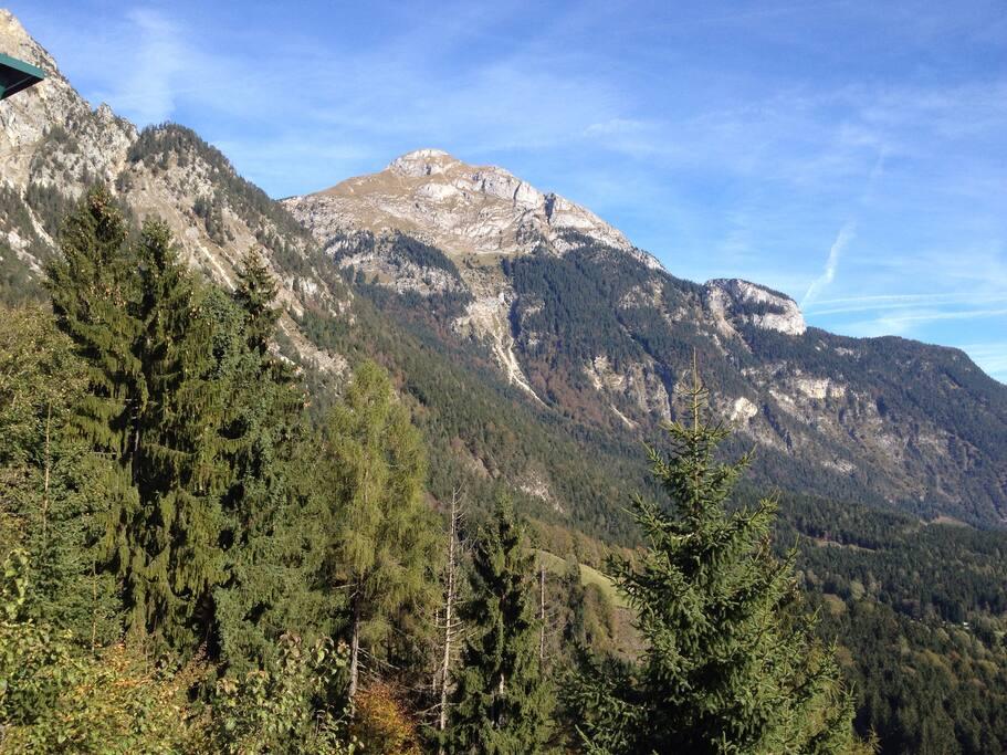 Traumhafte Berge die zum Erkunden einladen