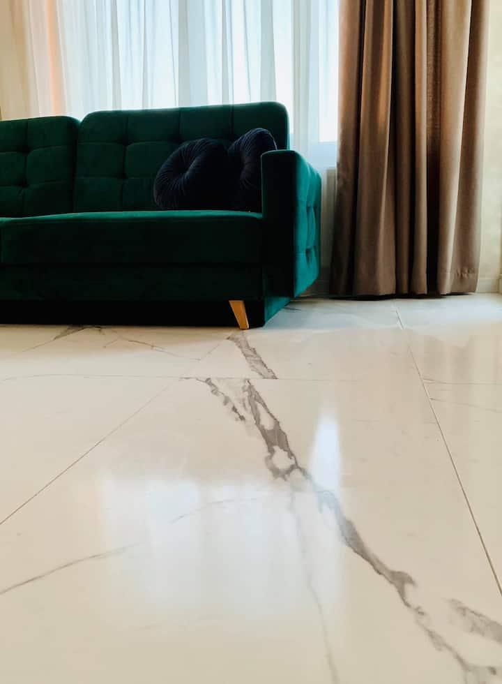 Comfort deluxe flat