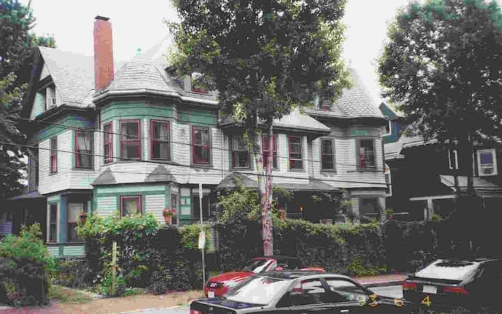 Furnished rm, Harvard/Porter Square
