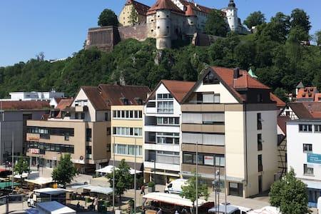 Große Penthouse Wohnung Schlossblick Zentral HDH