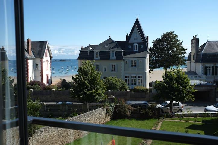 Duplex neuf Piscine 50m de la mer - Saint-Lunaire - Appartement
