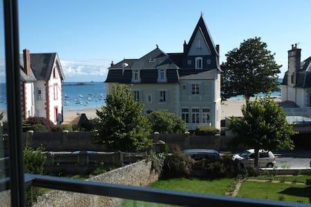 Duplex neuf Piscine 50m de la mer - Saint-Lunaire