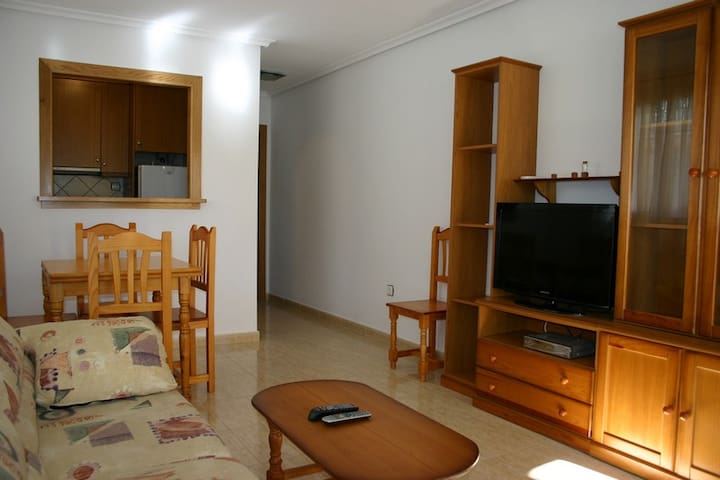 Apartment  close to the beach. - Torre de la Horadada - Lejlighed