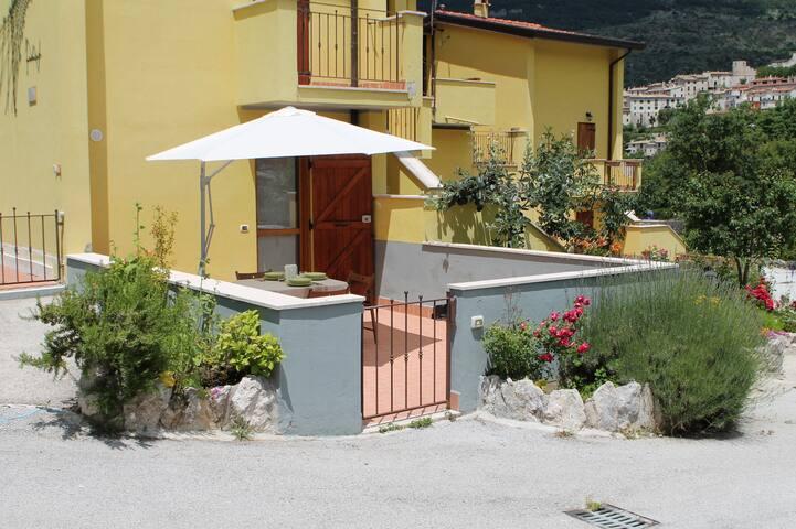 monolocale Lago di Barrea  - Barrea - Apartment