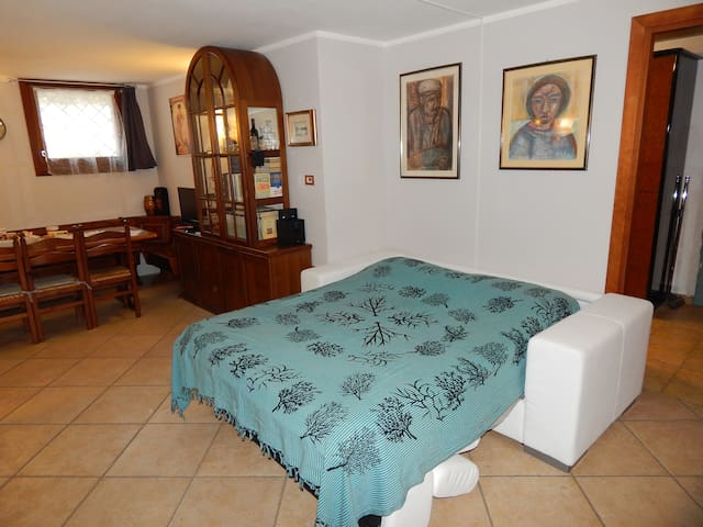 Apartment with kitchen and bedroom - Wenecja - Apartament