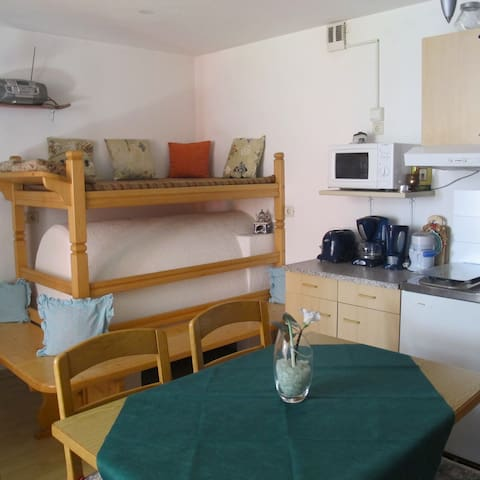 Cosy apartment in Perca-close to Kronplatz/Bruneck - Vila di Sotto - Apartament