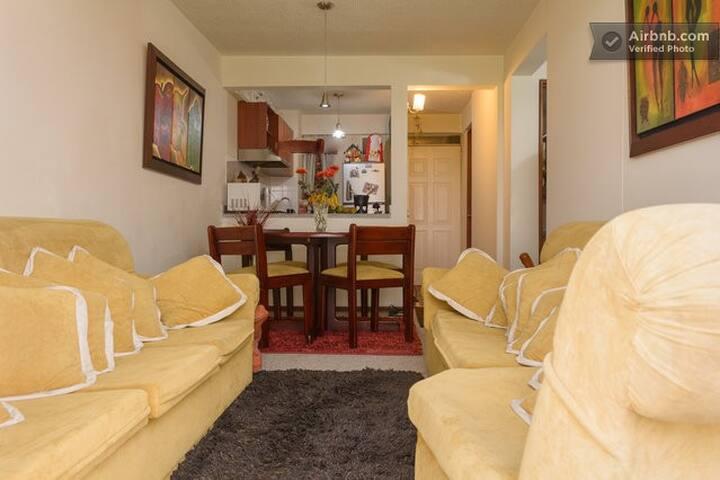 Comfortable Apartment , Near Mall - Bogota - Apartment