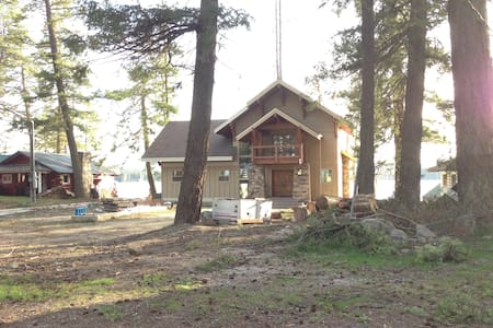 Diamond Lake Beach Rental w/Dock - Newport - Haus