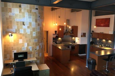 Private BD/BA in Jewellery Quarter! - Birmingham - Condominium