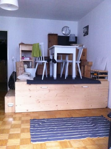 Central and cosy - Innsbruck - Apartamento