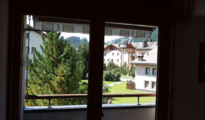 Beautiful new apartment in Celerina - Celerina/Schlarigna - Apartment