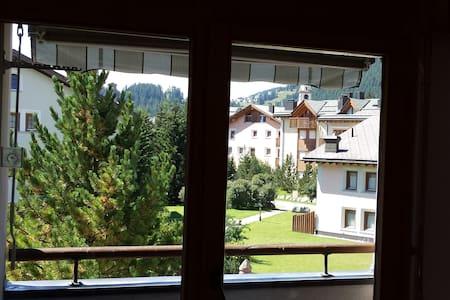 Beautiful new apartment in Celerina - Celerina/Schlarigna