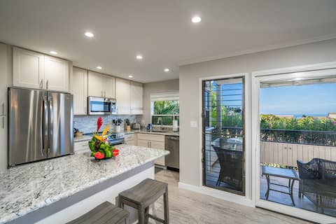 NEW LISTING- REMODELED OCEAN VIEW!