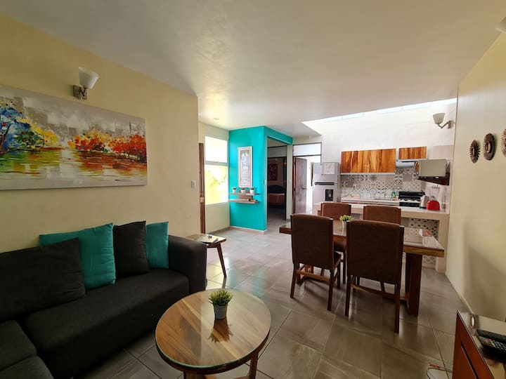 Brand New Bungalow in Oaxaca (close to downtown )