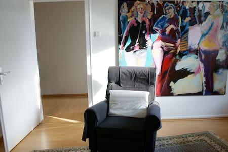 Zimmer Ost für Monteure u. Urlauber - Bielefeld - Lejlighed