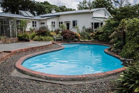 Marangai Country Homestead Whanganui