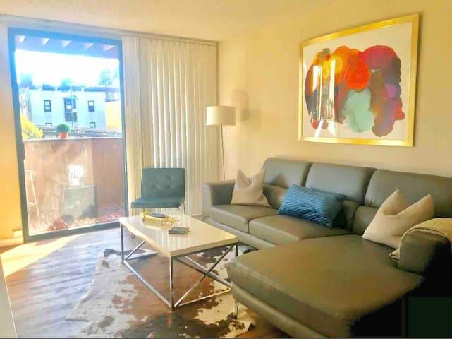 Cozy & Convenient 1br Condo in Piedmont
