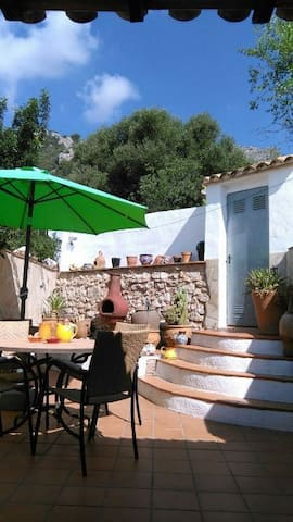 Two bedroom townhouse in Tormos