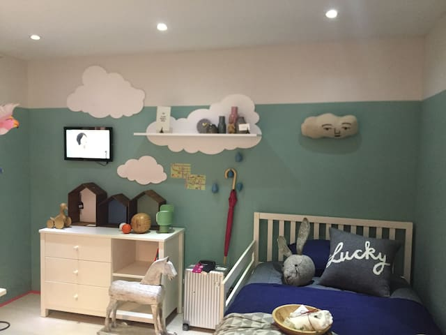 cozy room @ pangyo