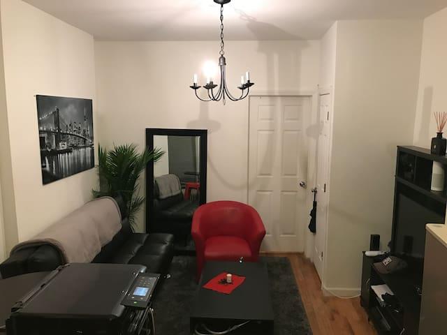 Soho, Noho modern one bedroom - Nova Iorque - Apartamento