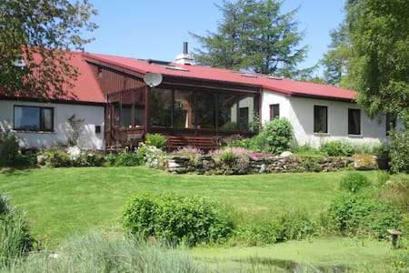 Invercassley Cottage B & B - Rosehall